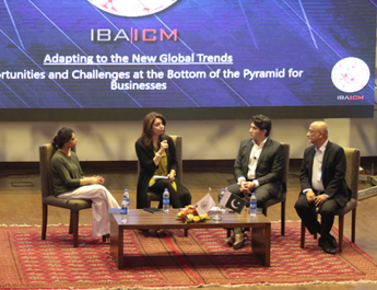 Dec 8, 2016: IBA International Conference on Marketing (IBA ICM) Corporate Meet ups