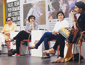 IBA Karachi Participated In WOW - Women Of The World Festival