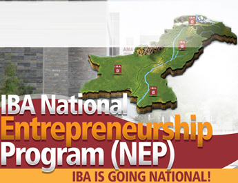 IBA National Entrepreneurship Program (NEP)