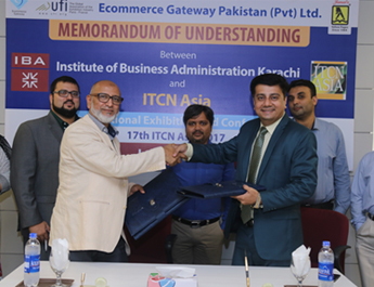 IBA to participate in 17th ITCN Asia 2017 as the Knowledge Partner