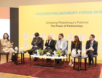 Mar 20, 2019: IBA holds Pakistan Philanthropy Forum 2019