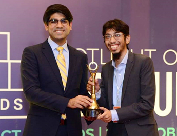 Oct 27, 2017: Love for Data (LFD), IBA CED Incubatee, wins big at the P@sha ICT Awards 2017