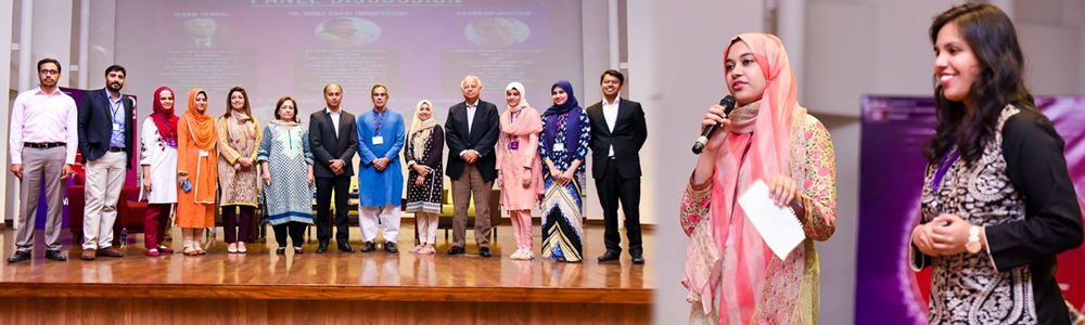INFER - Joint Mega Event of  Economics and Finance Clubs held at IBA Main Campus