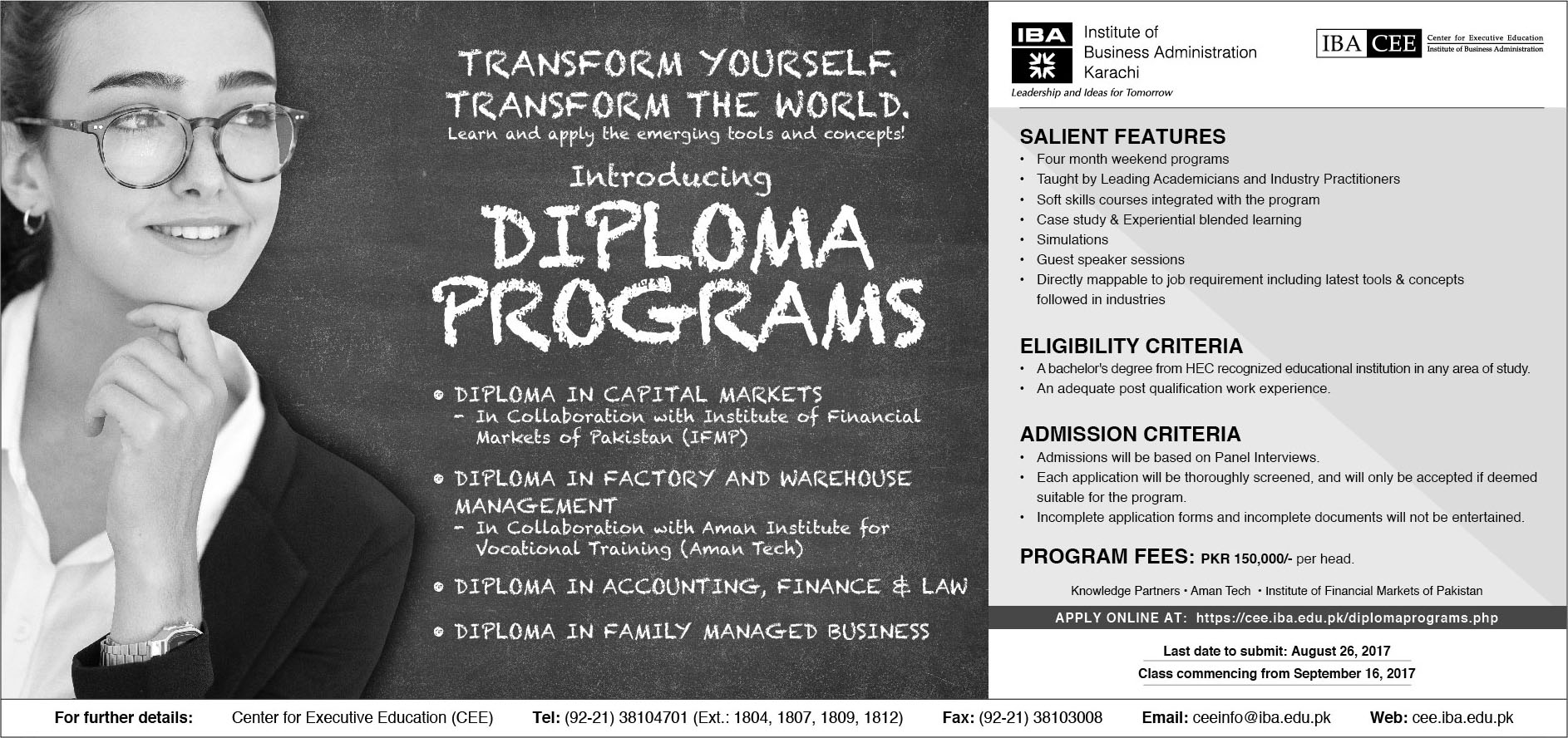 Introducing Diploma Programs