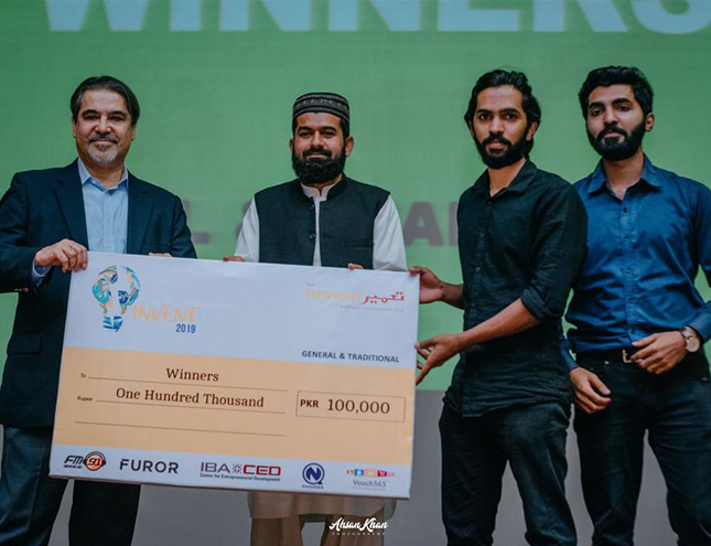 INVENT 2019: Shaping the Future of Youth Entrepreneurship in Pakistan