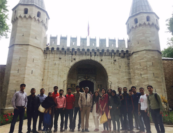 Istanbul Study Tour by IBA Marketing Club