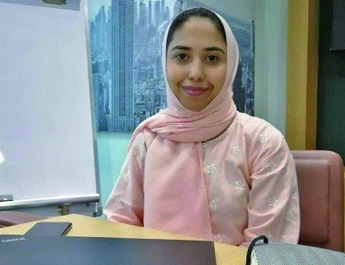Career Development Center (CDC) becomes the bridge for Javeria Farrukh's SAP Journey
