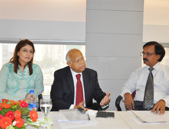 IBA Karachi hosted a Jang Forum on National Action Plan (NAP)
