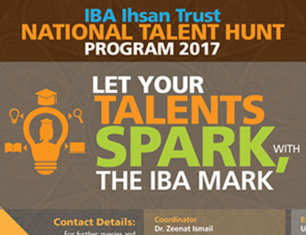 National Talent Hunst Program 2017