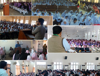 Outreach Activities by THP in Punjab