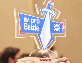 Apr 15-17, 2016:  IBA Probattle 16' Competition