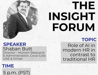 The Insight Forum | Role of AI in modern HR in contrast to traditional HR