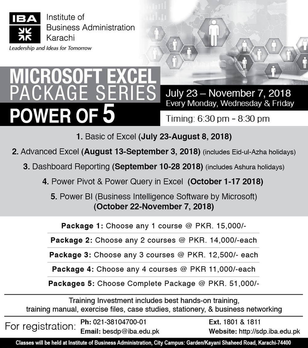 Microsoft Excel Power of 5 Power Analysis & Better Decision Making