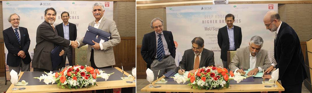 SECMC Partners with IBA to Train Thari Engineers