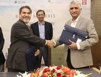 Jan 30, 2017: SECMC Partners with IBA to Train Thari Engineers