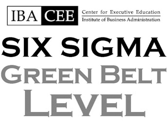 CEE Workshops - Six Sigma