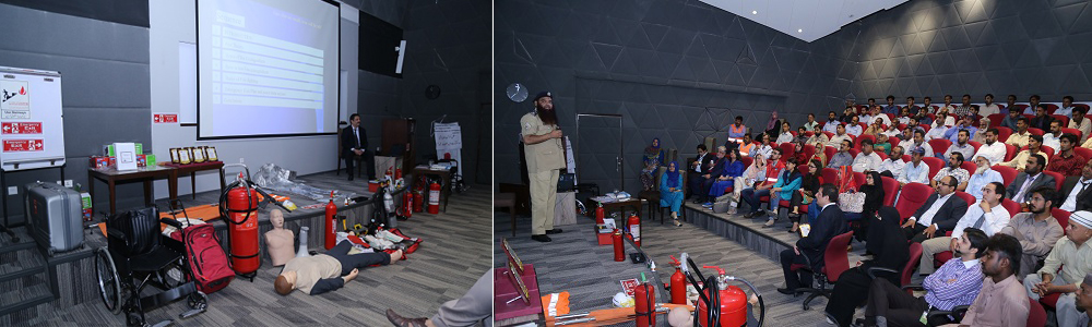 A Training on ERT Concepts, Rescue & Survival and Fire Emergency