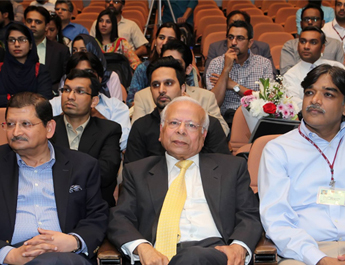Febr 27, 2016: EMBA Tribute to Dr. Ishrat Husain at IBA Main Campus