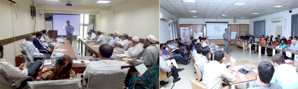 Workshops on Managing Family Businesses for PAAPAM in Lahore & Karachi