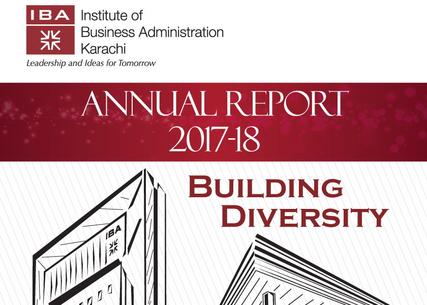 IBA Annual Report 2017-18