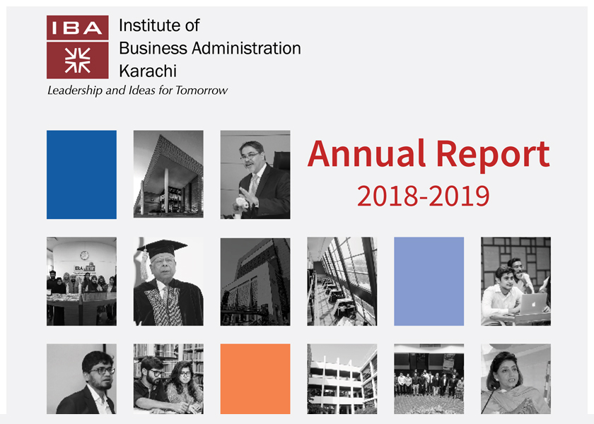 IBA Annual Report 2018-19